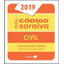Mini Codigo Civil Saraiva 2019 25 Ed