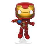 Iron Man Pop Funko #285 - Vingadores Guerra Infinita Marvel