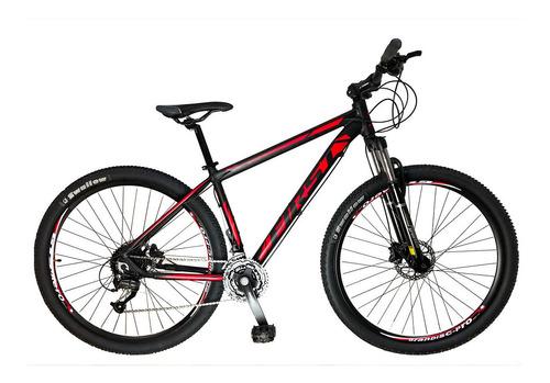 Bicicleta Aro 29 First 27 Marchas Altus Garfo Com Trava Original