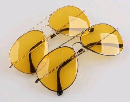 b80ead0c9f3c5 Oculos Bl Night Drive Para Dirigir A Noite - Pronta Entrega. Preço  R  34 99  Veja MercadoLibre