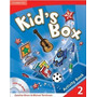 Kid's Box 2 Activity Book With Cd rom