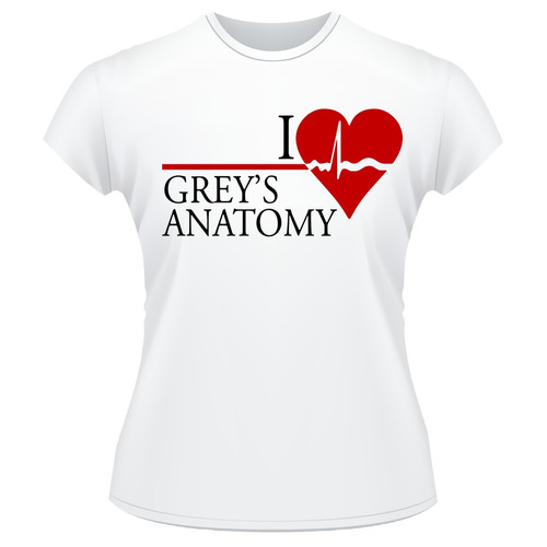 Baby Look Greys Anatomy