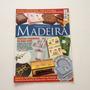 Revista Arte Fácil Madeira Porta trecos Mosaico N°15 Bb318