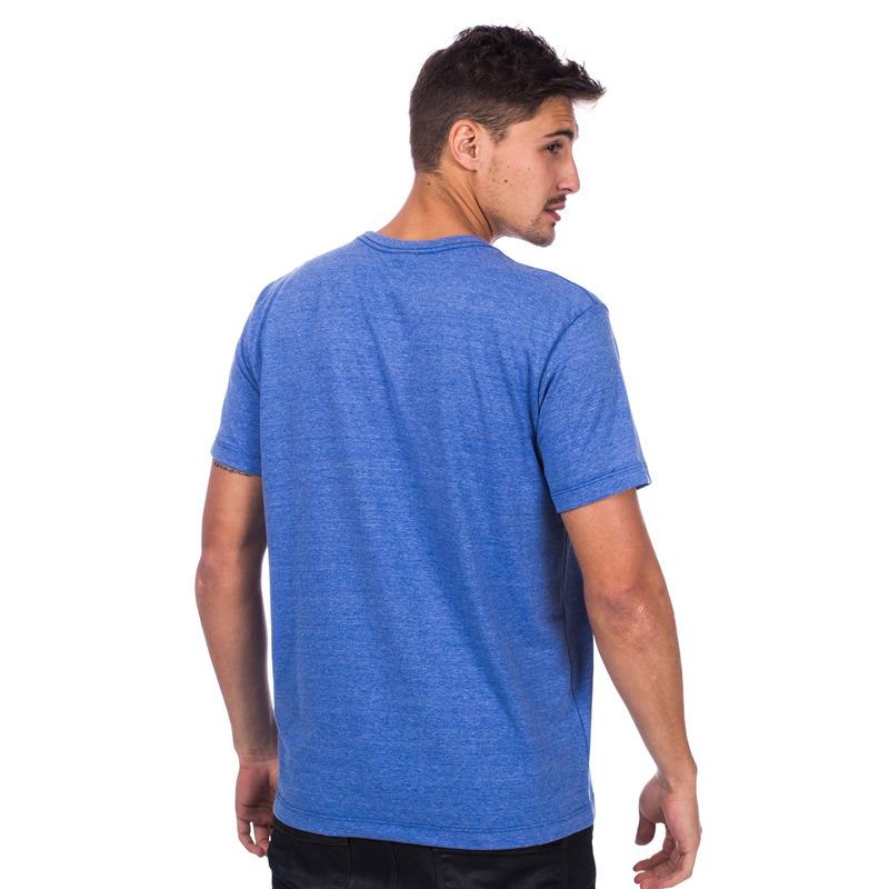 Camiseta Long Island ART Azul