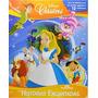 Livro Clássicos Histórias Encantadas 12 Miniaturas Disney