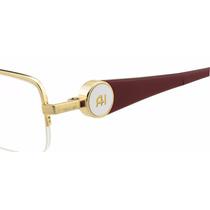 e83bb9696 Busca Óculos Ana Hickmann AH6229 acetato vermelho com haste ...