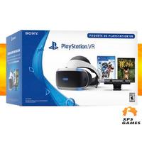 Oculos Playstation VR Kit Astro Bot + Moss - Playstation 4