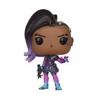 Sombra Pop Funko #307 - Overwatch - Pop Games