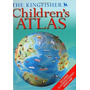 Livro Importado The Kingfischer Children 's Atlas