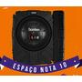 Caixa Slim Passiva Bomber Speackers 10 200 Rms