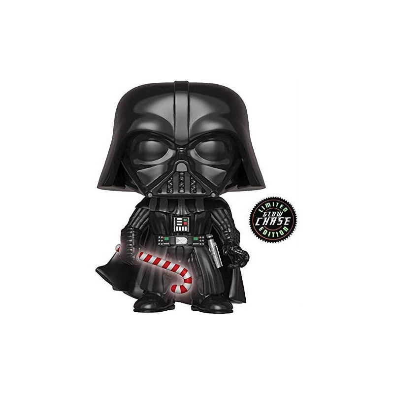 Holiday Darth Vader Candy Cane Chase Edition Pop Funko #279 - Star Wars