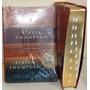 Bíblia De Estudo Thompson Letra Grande Marrom Dourada indice