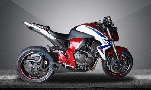 Escapamento Honda Cb 1000r 2011/2018 Willy Made  Original