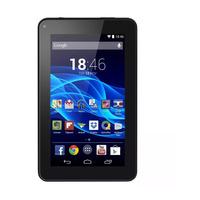 "Tablet Multilaser Supra Preto 7"" Quad Core 8gb - NB199"