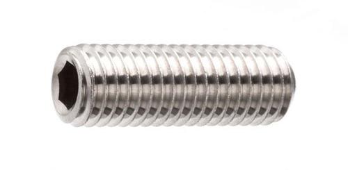 Parafuso Allen Sem Cabeça Inox M8 X 16 - 8mm X 16mm 50 Peças Original