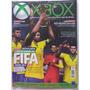 Revista Xbox 360 N°93 Copa Do Mundo Da Fifa Nova Lacrada