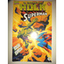 Hulk Versus Superman Editora Abril 2000 Excelente