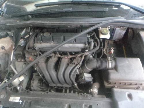 Motor Parcial Citroen C4 307 2.0 16v C/ Nota E Garanti Flex