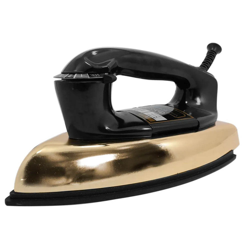 Ferro de Passar Roupas À Seco Dourado Black+Decker VFA-GOLD 110V