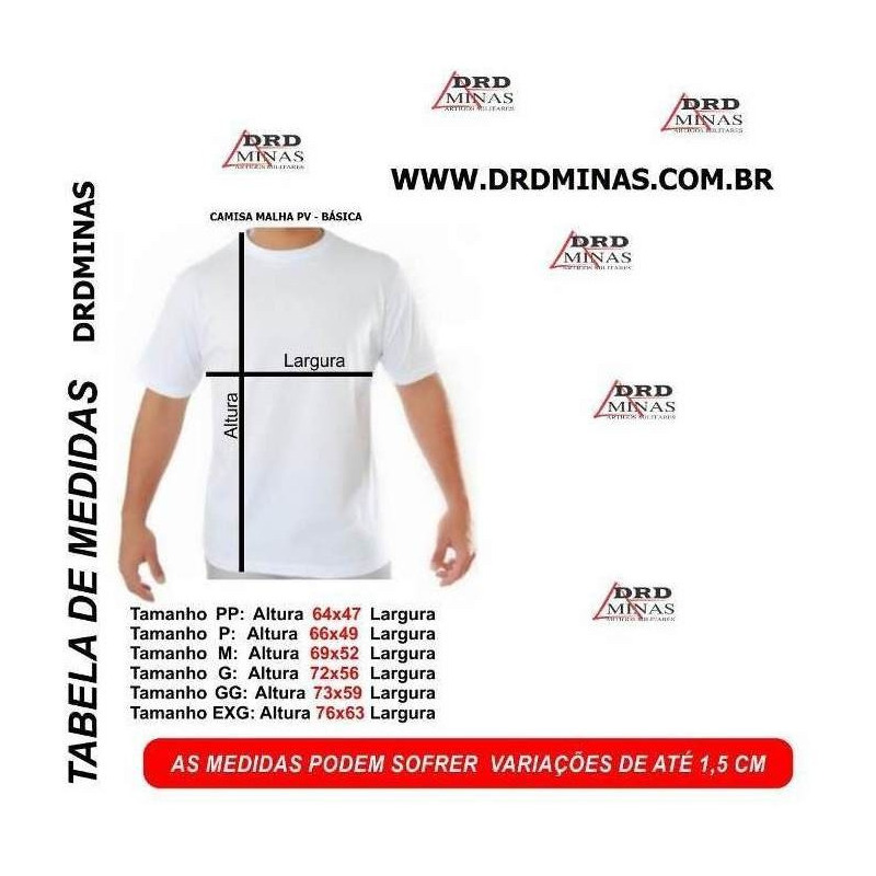 Camisa Polícia Penal - DEPEN - Modelo 4 - Preta  Bordada