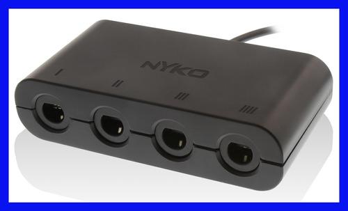 Adaptador Controle Game Cube Nintendo Switch Smash Bros