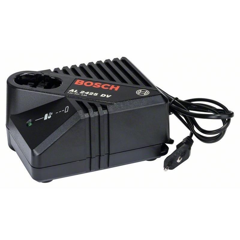 Carregador de Bateria Bosch 7,2 a 24 v 220V