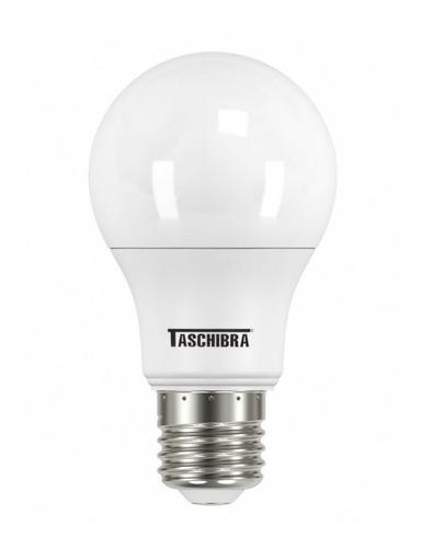 Kit 10 Lâmpada Led Tkl 9w Bulbo Soquete E27 Bivolt Taschibra Original