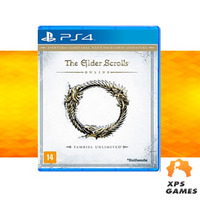 Jogo The Elder Scrolls Online (Tamriel Unlimited) - PS4