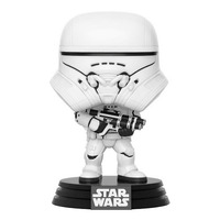 Funko Pop First Order Jet Trooper #317 - The Rise of Skywalker - A Ascenção Skywalker - Star Wars