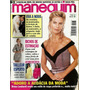 433 Rvt 1996 Revista Manequim 437 Mai Bruna Lombardi Moda
