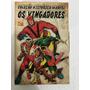 Coleção Histórica Marvel Vingadores Box 02