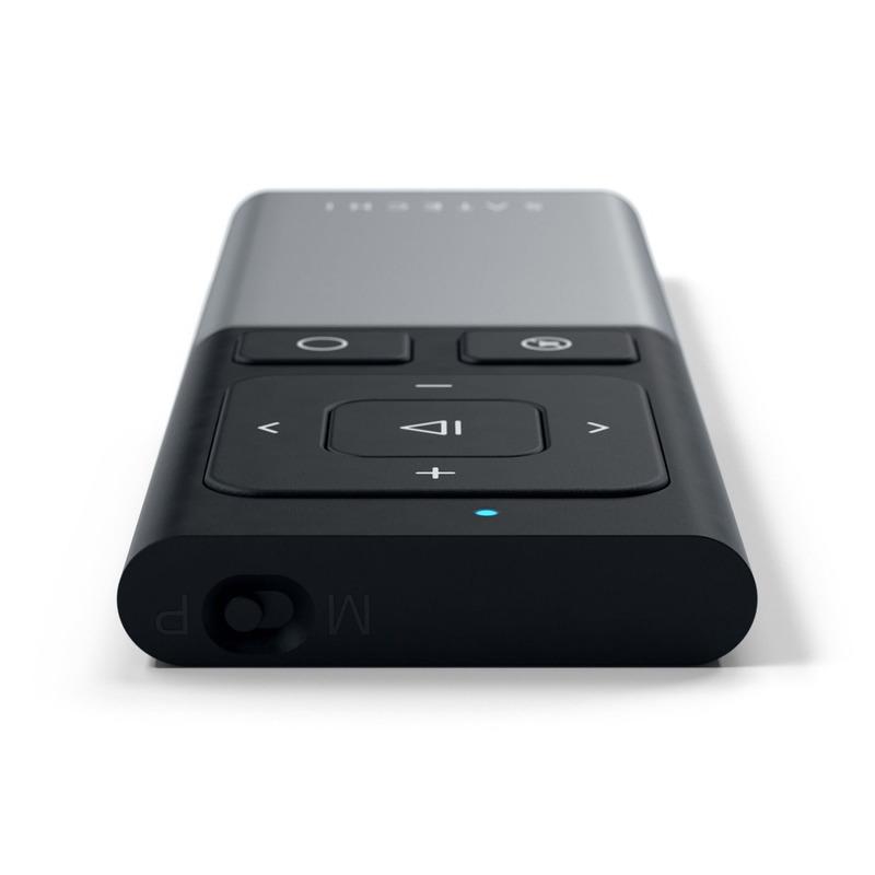 Satechi Controle Remoto Wireless AppleTV Macbook Space Gray ST-ARCM