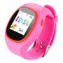 S866 Gps Colorido Smartwatch Para Crianças Relógio Sistema