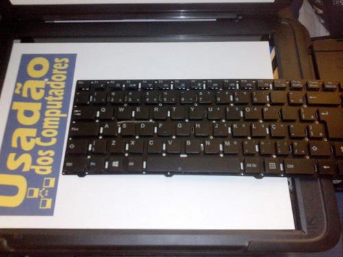 Teclado Philco Cce Mp-11j78pa-f51c 82r-14b048-4213 Br Original