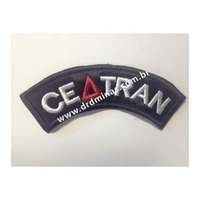 Patch / Distintivo Bordado CEATRAN - U