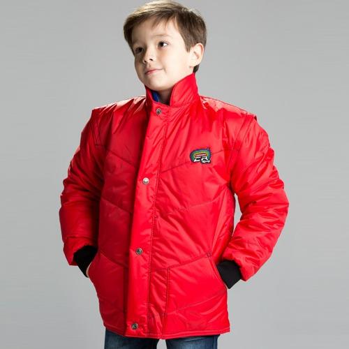 Jaqueta California Infantil Vermelho M ( m ) Rs1