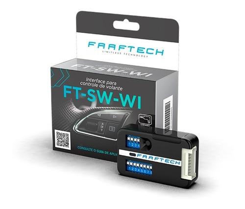 Interface Para Comando De Volante Ft-sw-wi Faaftech Original