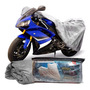 Capa Para Cobrir Moto Yamaha R3 300 / R1 1000 / Xj 6 600
