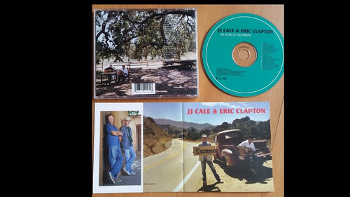 Cd Jj Cale & Eric Clapton - The Road To Escondido Original
