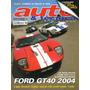 Auto & Técnica Nº76 Ford Gt40 Corsa Fiat Palio Gol Audi A8