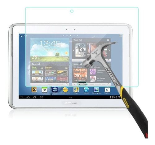 Película Vidro Tablet Samsung Galaxy Note 10.1 N8000 N8010 Original