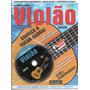 Curso De Violão Vol. 1 Nível Iniciante Revista dvd