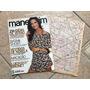Revista Manequim 578 Luiza Brunet Verão Vestido Macacão E960