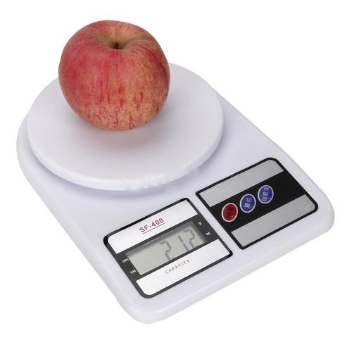 Balança 10kg Cozinha Digital Alta Precisão 1g Mini Comercio Original