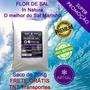 Flor De Sal Artsal 20kg 100% Natural Frete Grátis Fedex