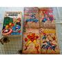 Coleção Histórica Marvel Com Box Primeira Da Coleção Raro!