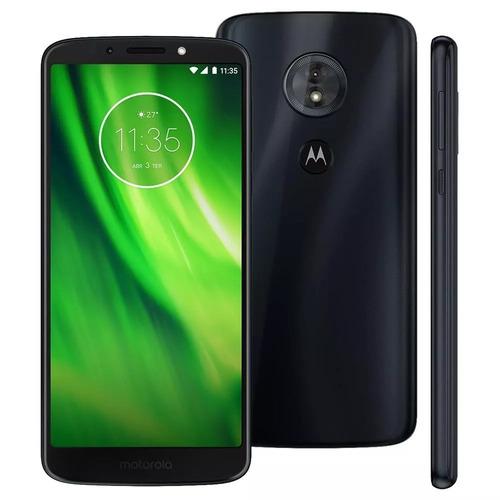 Smartphone Moto G6 Play Motorola Dual Tela 5,7'' 32gb 13mp