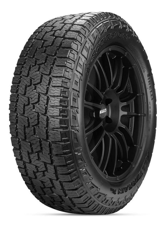 Kit 02 Pneu Pirelli 265/70r16 112t Scorpion All Terrain Plus