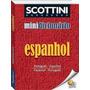 Mini dicionario Espanhol. Atacado 10 Unids