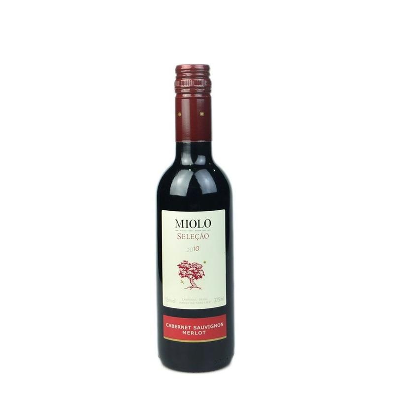 Vinho Fino Seleção Tinto 375ML - Miolo